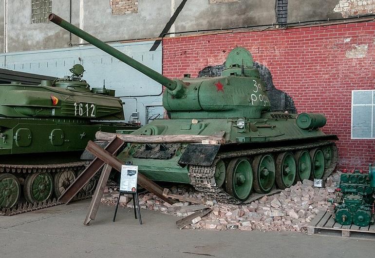 Заседание ЗакСа и реставрация Т-34: события 26 февраля