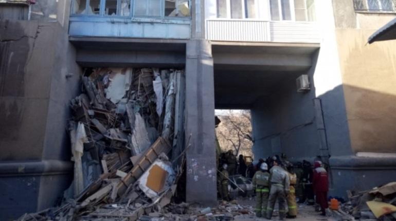 В Магнитогорске число погибших при обрушении дома выросло до 28