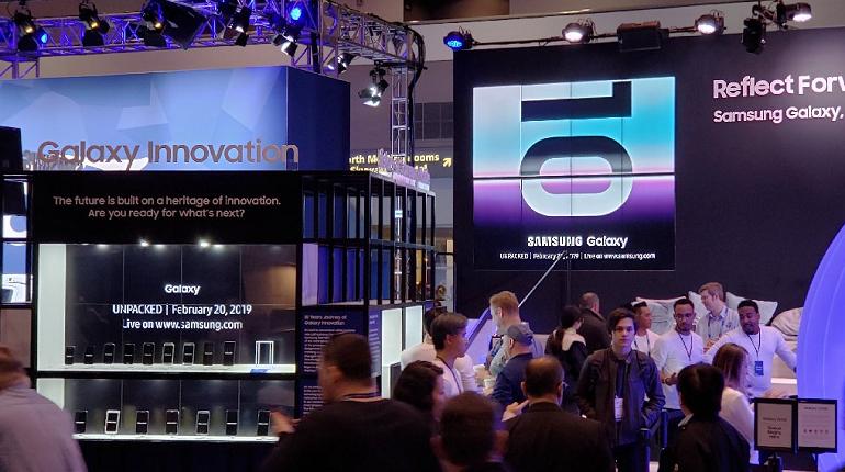 Новый Samsung презентуют в феврале. Фото: Twitter/SamsungMobile