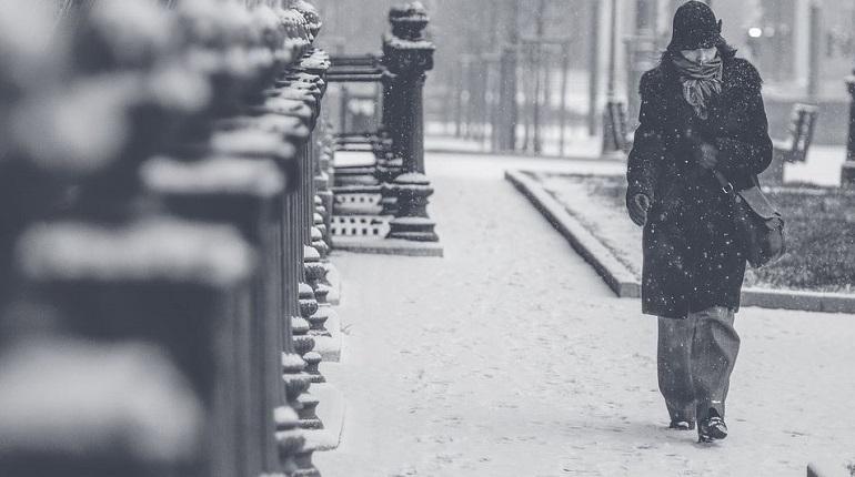 Морозы могут вернуться в Петербург уже в этот четверг