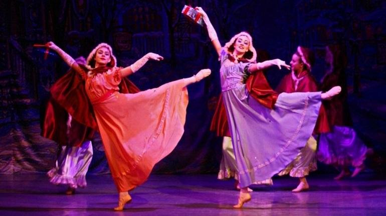В Петербурге представят спектакль-балет «Девочка со спичками»