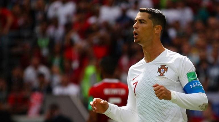 Роналду стал вторым в истории, кто забил за сборную 100 голов