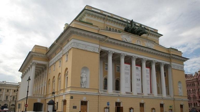 Александринский театр заработал после пяти месяцев «коронавирусных» запретов