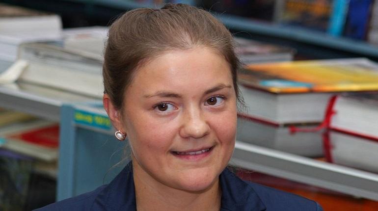 Биатлонистка Екатерина Юрлова-Перхт. Фото: Википедия