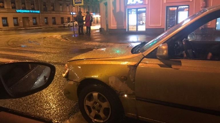 Во время погони на Васильевском разбились 5 машин
