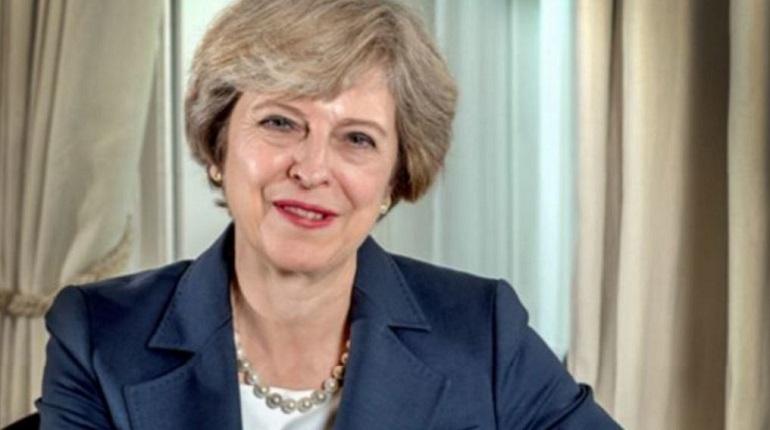 Премьер-министр Великобритании Тереза Мэй. Фото: Википедия