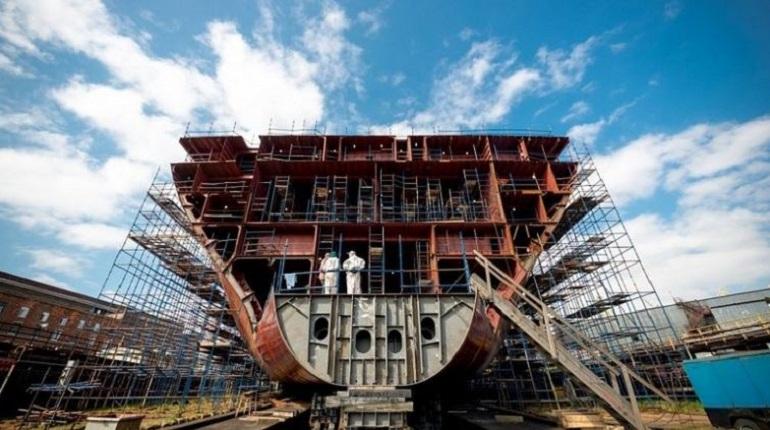 Норвежские компании наймут 100 петербуржцев для строительства судов