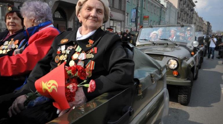 Ветераны Великой Отечественной войны. Фото: Baltphoto