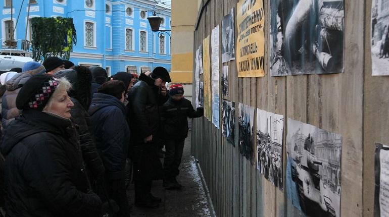 Жители Петербурга посетят выставки в рамках проекта «Улица Жизни». Фото: www.gov.spb.ru