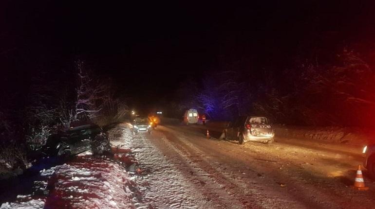 Девятилетняя девочка погибла в аварии на трассе «Петродворец — Кейкино»