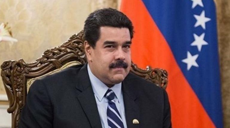 Президент Венесуэлы Николас Мадуро. Фото: Википедия
