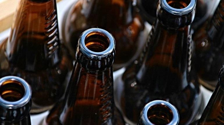 Компания получила крупный штраф за незаконное хранение 350 литров спиртного