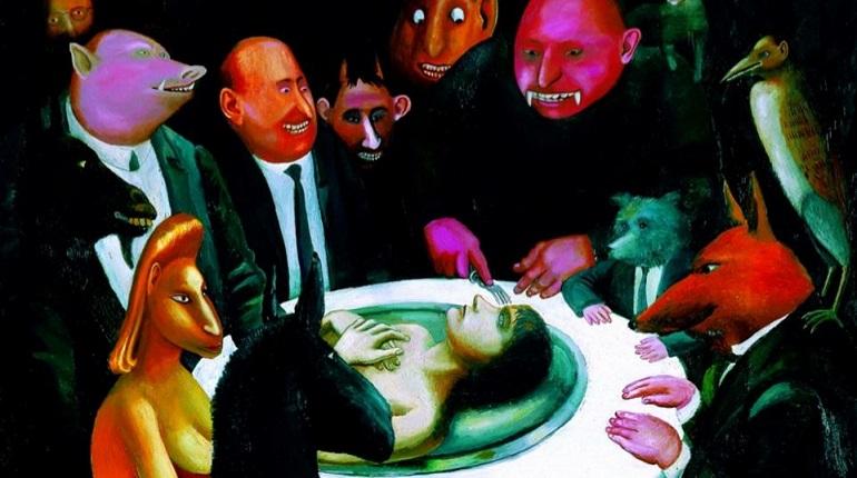 Выставку «Радикальная текучесть. Гротеск в искусстве» продлили до марта