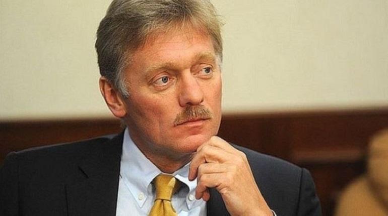 Пресс-секретарь Дмитрий Песков. Фото: kremlin.ru