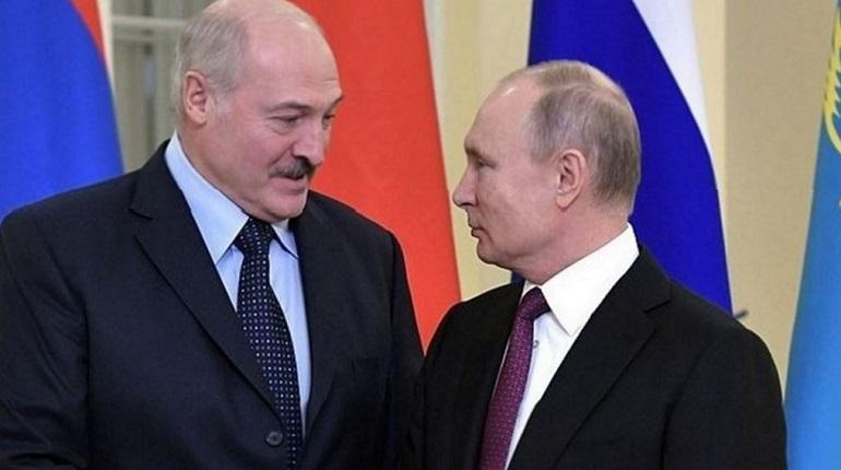 Песков рассказал, о чём четыре часа совещались Путин и Лукашенко