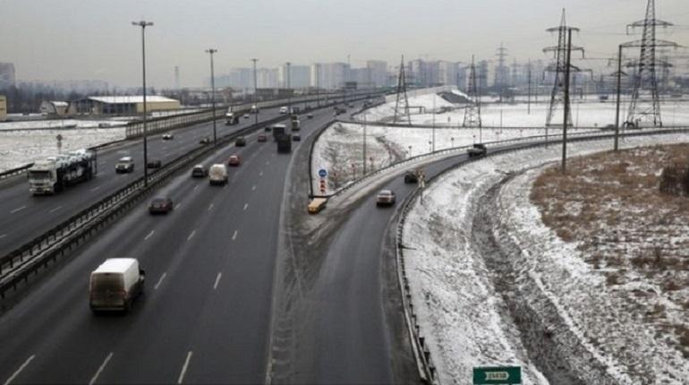 Дорожные работы ограничат движение транспорта на ЗСД до 29 января