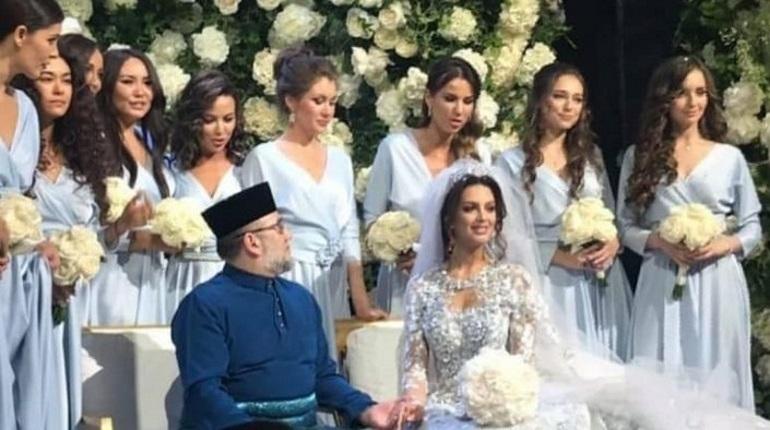 Отрекшийся от престола король Малайзии развелся с Мисс Москва-2015 Воеводиной