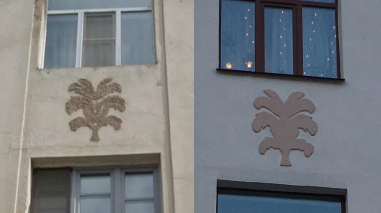 КГИОП и Фонд капремонта винят друг друга в грубой реставрации дома на Малой Посадской