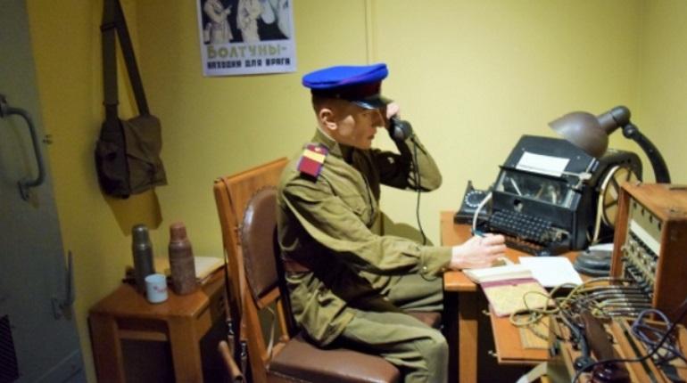 Экспозиция в Смольном. Фото: gov.spb.ru