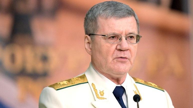 Соответствующие данные представил в докладе генпрокурор Юрий Чайка. Фото: Википедия