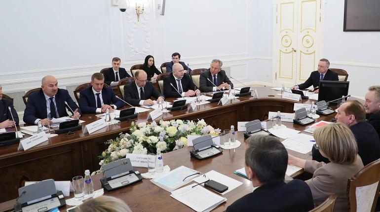 Беглов поговорил с Черчесовым о ЕВРО-2020