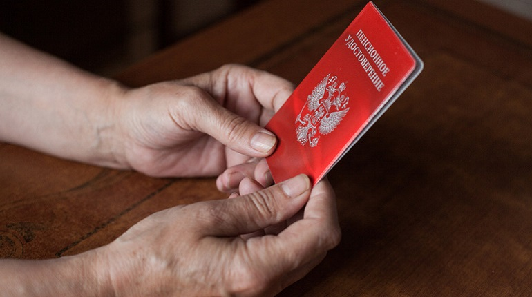 С 1 января неработающим пенсионерам увеличат пенсию