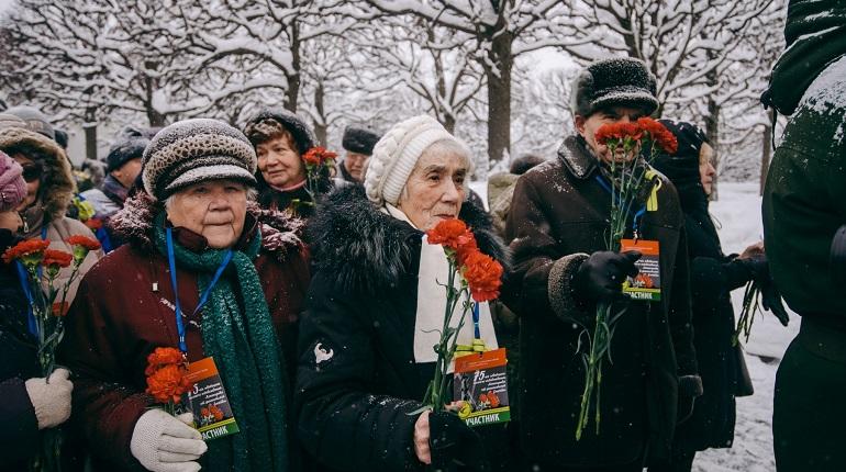 Смольный отказался от парада в годовщину снятия блокады Ленинграда