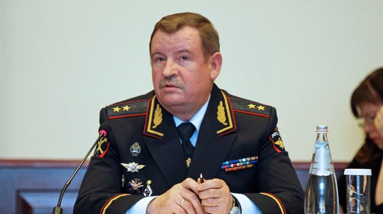 Пять успехов Умнова на посту начальника ГУ МВД