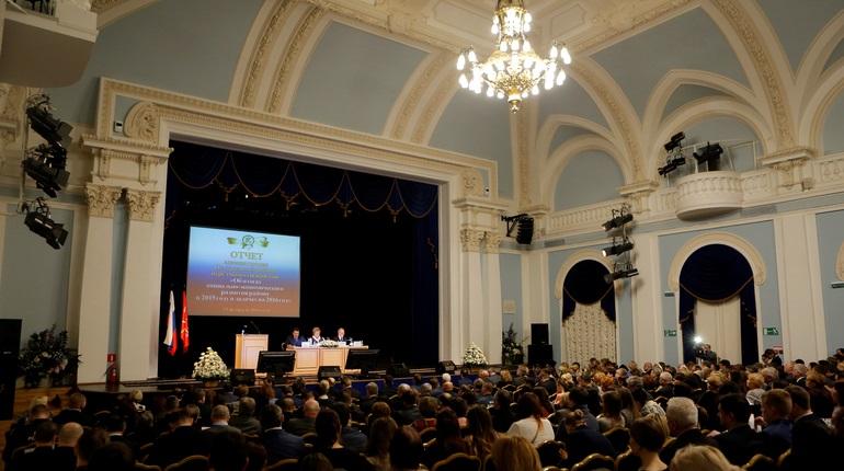 Администрация Центрального района стала собственником ресторана на Невском
