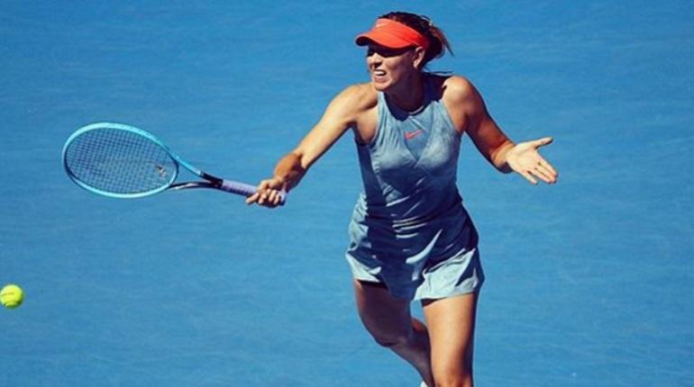 Травма помешала Шараповой участвовать в турнире в Индиан-Уэллсе