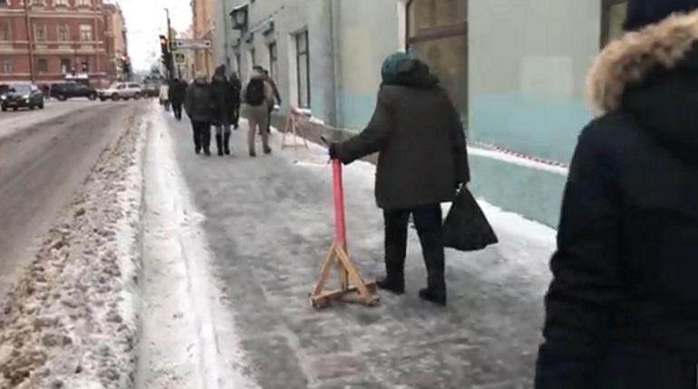 В пятницу петербуржцев ожидают мороз и сильный ветер