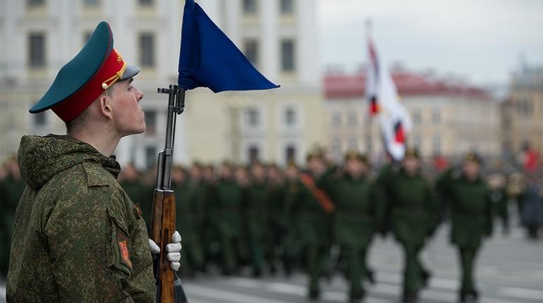 В Петербурге более 400 кадет поучаствуют в параде в честь юбилея снятия блокады Ленинграда