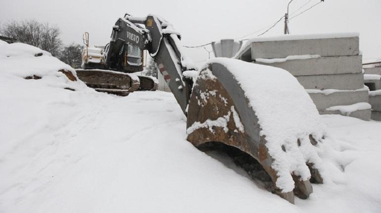 Реконструкция Гореловского путепровода завершится в августе