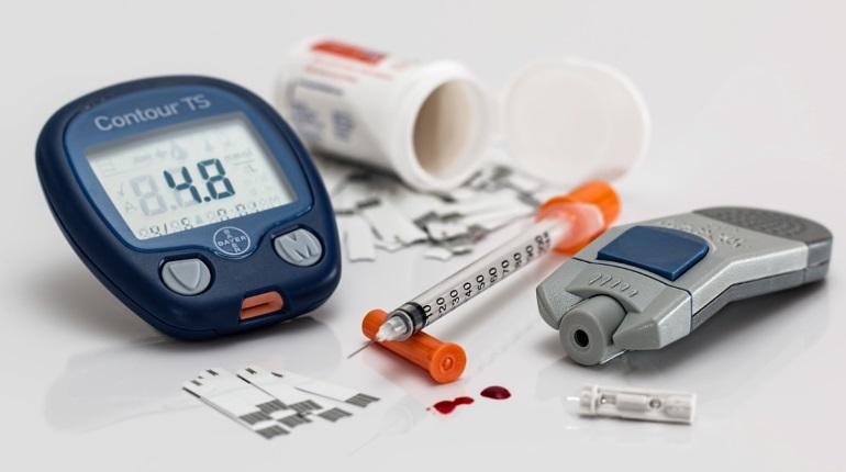 Число больных диабетом в Петербурге за год выросло на 7%