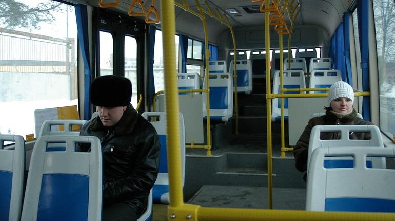 Дополнительные автобусные рейсы появятся в Петербурге на праздники. Фото: Baltphoto