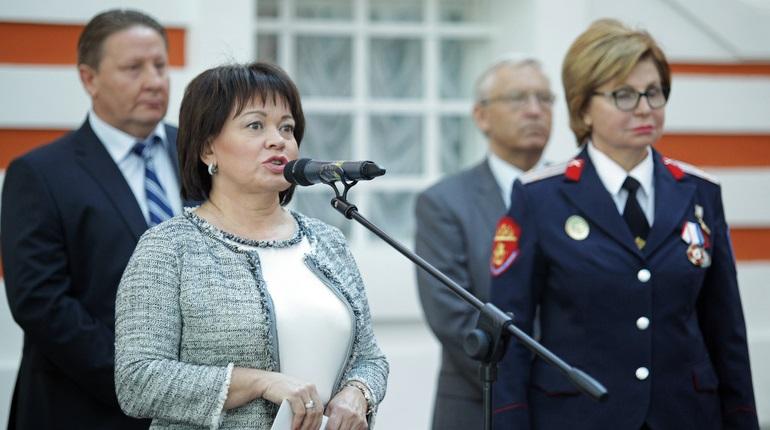 Любовь Совершаева возглавила администрацию губернатора