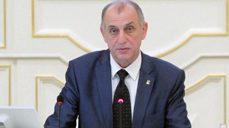 Вице-спикер ЗакСа Дроздов не будет участвовать в выборах от «Единой России»