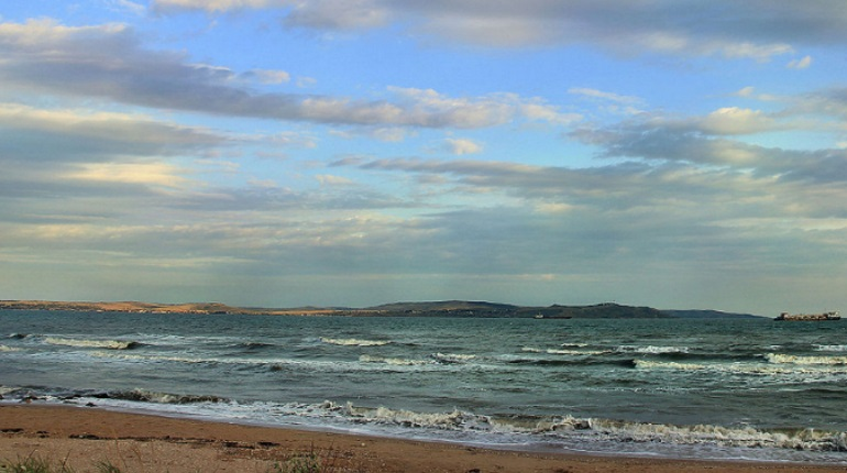 Керченский пролив. Фото: Википедия