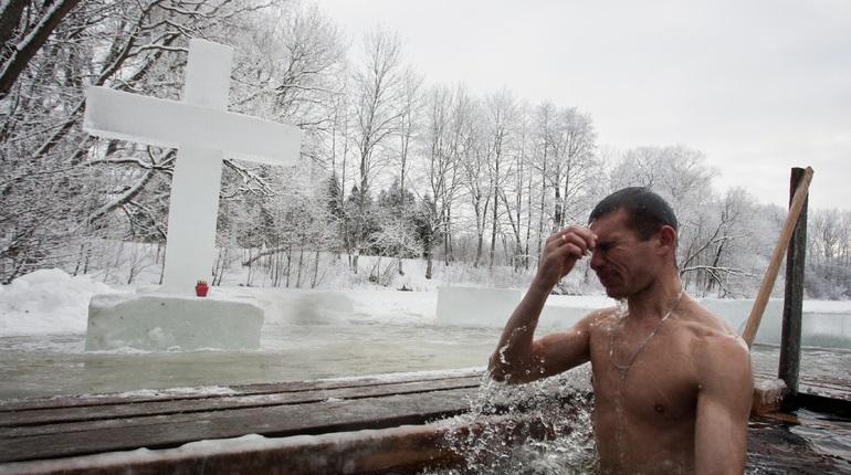 В Риге отменены крещенские купания