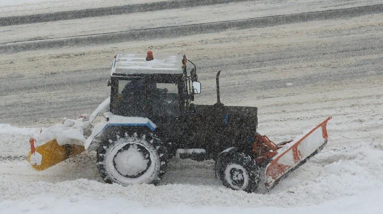 Комитет по благоустройству отчитывается об уборке снега