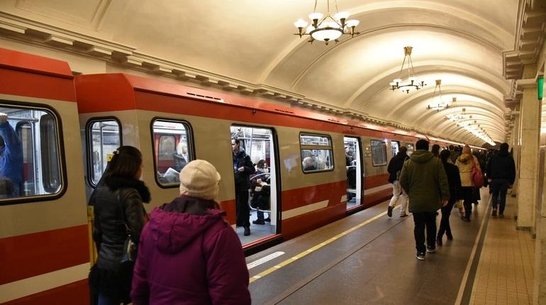 Петербургское метро получит 70 вагонов до конца 2020 года