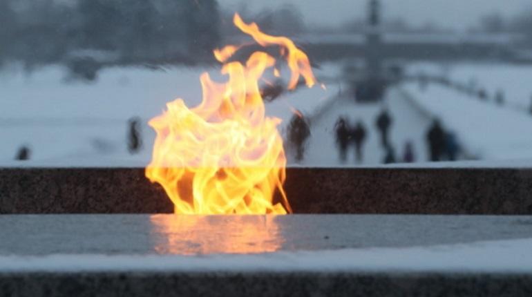 В Ленинградской области вспоминают защитников Ораниенбаумского плацдарма