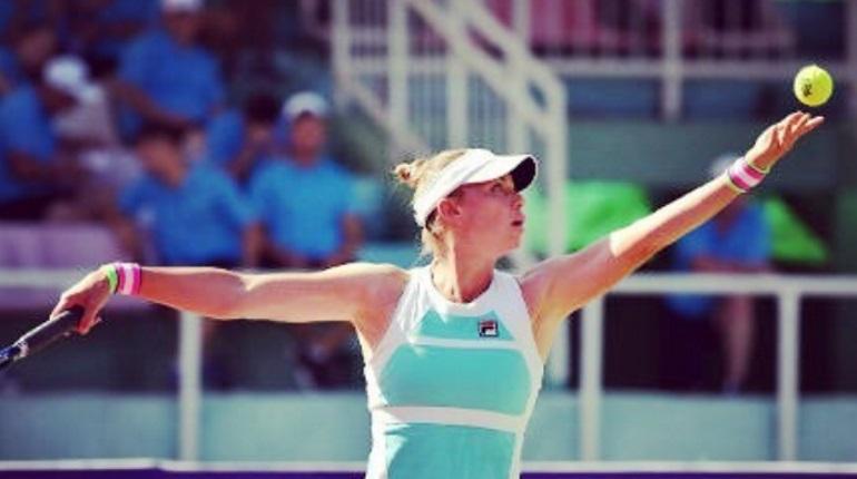 Звонарева выиграла матч первого круга St. Petersburg Ladies Trophy