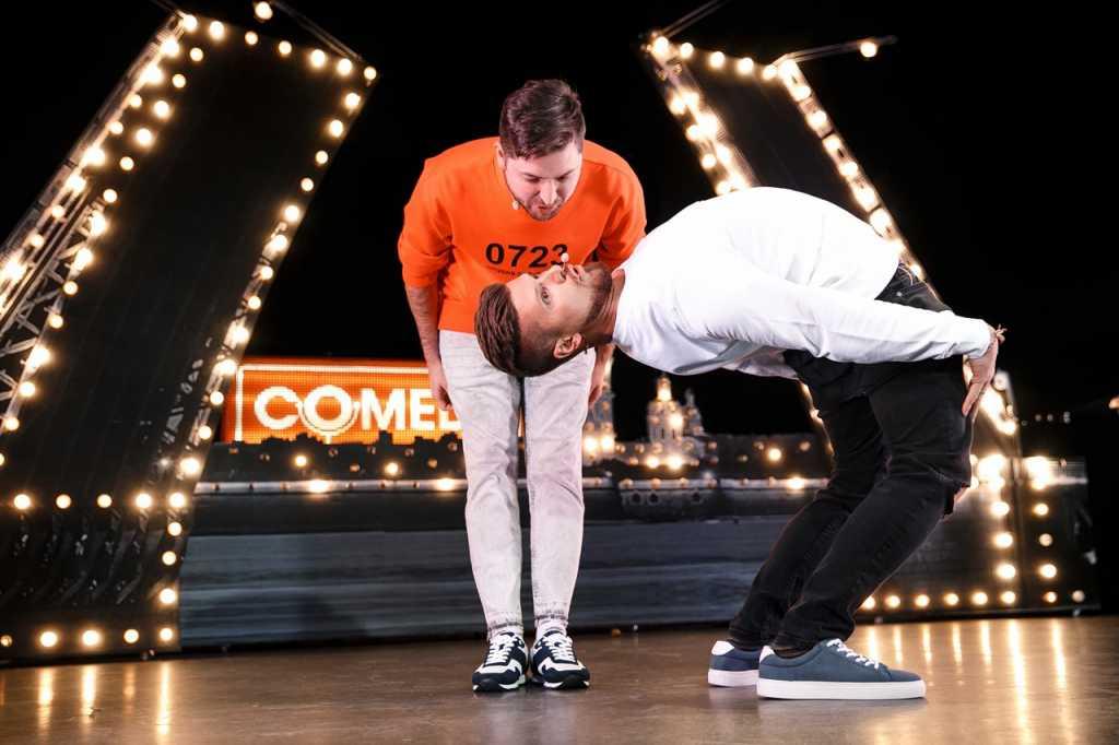 Фото: Comedy Club Санкт-Петербург