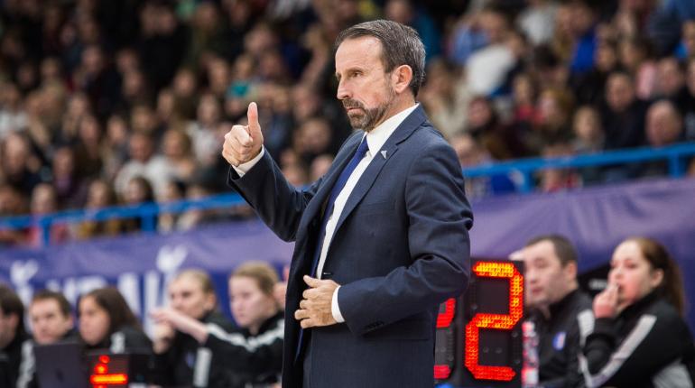 Плаза признался, что гордится баскетбольным «Зенитом»
