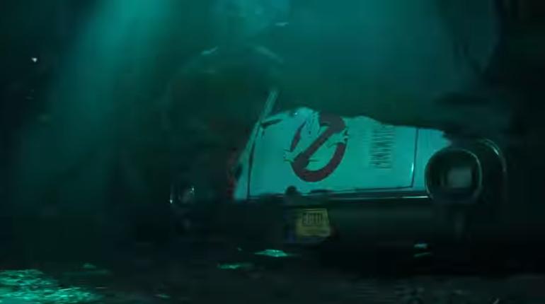 Появился тизер «Охотников за привидениями — 3»