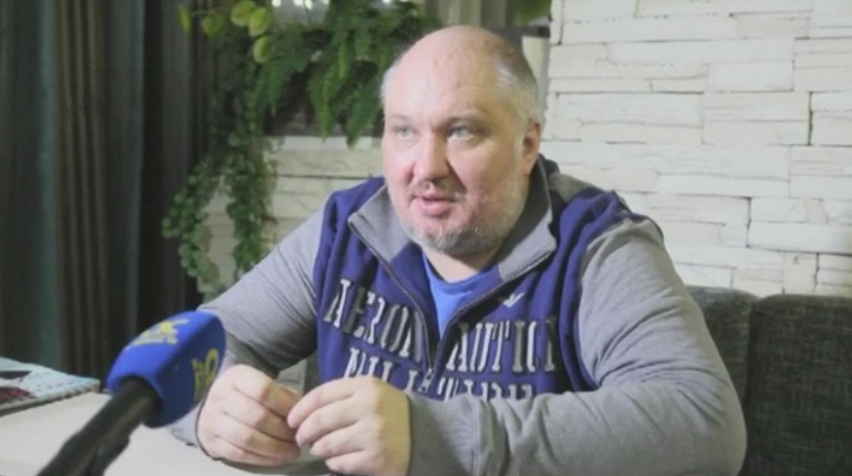 Алексей Кублицкий. Кадр видео.