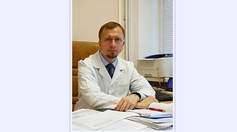 Дмитрий Лисовец. Фото: gb40.ru