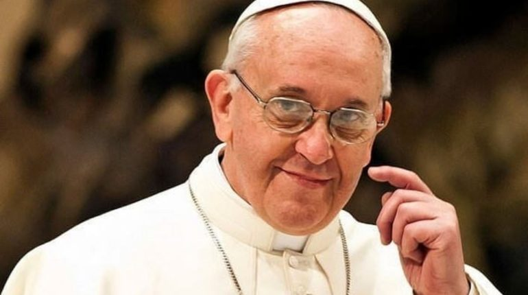 Папа Римский попросил Путина помолиться