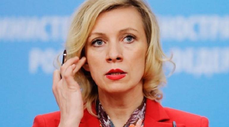 Официальный представитель МИД РФ Мария Захарова. Фото: МИД РФ